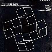 Hermann Scherchen conducts (Westminster LP cover)