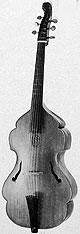 A bass viola da gamba
