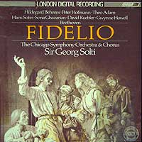 Classical Notes - Classical Classics - Beethoven: Fidelio, By ...