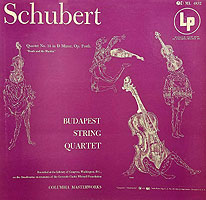 Classical Notes - Schubert: Trout Quintet & Death and the