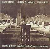 John Adams - Fearful Symmetries (ECM CD cover)
