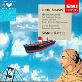John Adams - Harmonium (ECM CD cover)