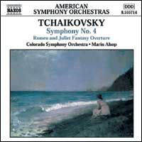 Marin Alsop and the Colorado Symphony play Tchaikovsky (Naxos CD)