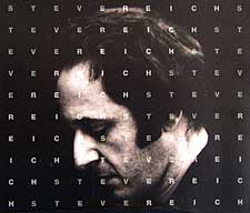 Cover of the Steve Reich box set (Nonesuch 79451)