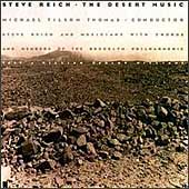 Cover of the Nonesuch CD of Steve Reich's Desert Music