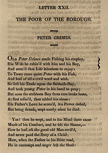 Classical Notes - Britten: Peter Grimes, by Peter Gutmann